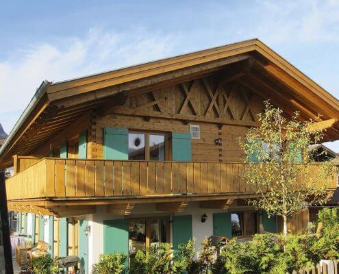 Hotel Garni Almenrausch & Edelweiß in Garmisch-Partenkirchen, Almenrausch und Edelweiss, Lage, Umgebung, Freizeit, Appartements, Appartement, Außenansicht