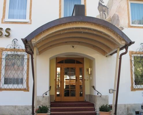 Hotel Garni Almenrausch & Edelweiß in Garmisch-Partenkirchen, Almenrausch und Edelweiss