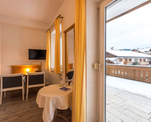 Hotel Garni Almenrausch & Edelweiß in Garmisch-Partenkirchen, Almenrausch und Edelweiss, Doppelzimmer